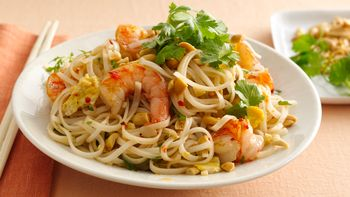 Gluten-Free Shrimp Pad Thai