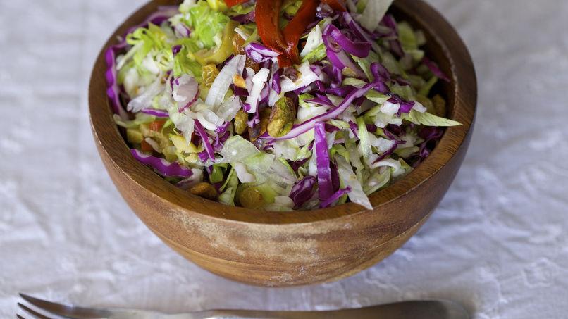 Ensalada Picada Vegetariana