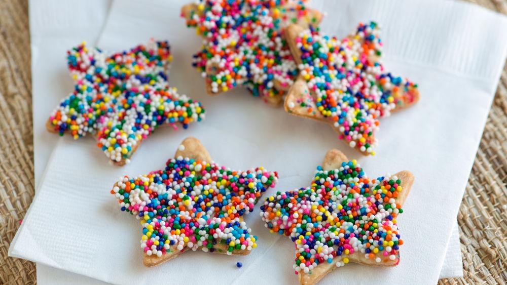 Star Pie Cookies
