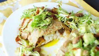 Parathas Burrito
