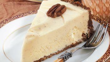 Eggnog Ice Cream Dessert