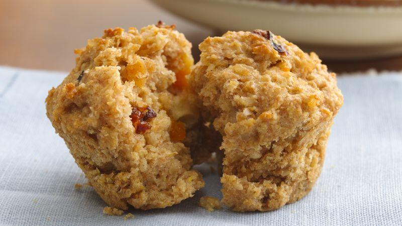 Fruity Multigrain Muffins