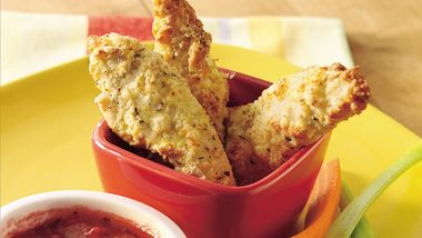 Italian Chicken Fingers