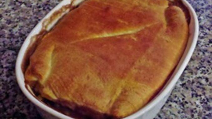 Homemade Beef Pot Pie