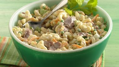 Tuna-Macaroni Salad