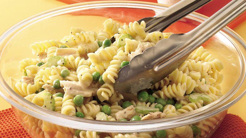 Tuna Twist Pasta Salad