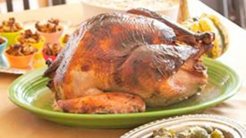 Apple Cider Brined Turkey recipe - from Tablespoon!