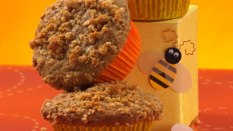 Beehive Banana Muffins