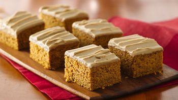 Sweet Potato Cake with Maple Frosting