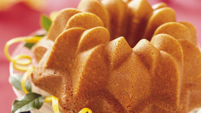 Tangerine Pound Cake
