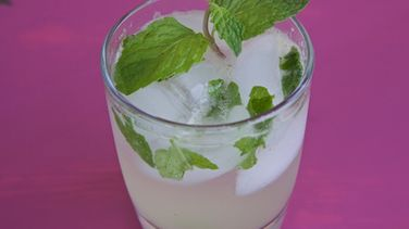 Mint Julep Mocktail