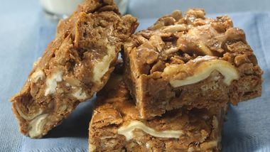 No-Bake Apple Breakfast Bars