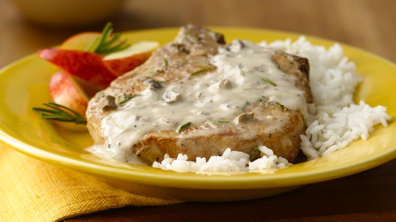 Super-Moist Pork Chops