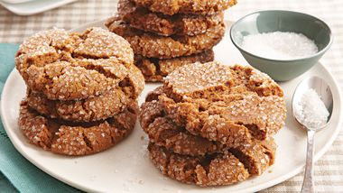 Molasses Spice Crinkle