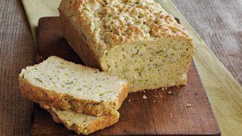 Zucchini-Feta Bread