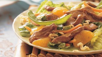 Asian Steak Salad