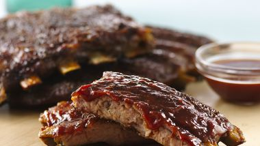 Hot and Spicy Ribs