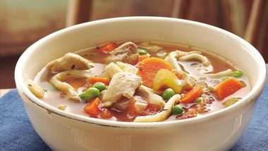 Slow-Cooker Grandma's Chicken Noodle Soup