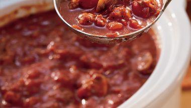 Slow-Cooker Italian Spaghetti Sauce
