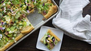 Seven-Layer Salad Bars