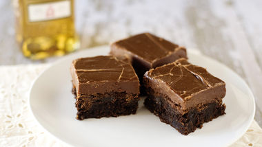 Irish Whiskey Brownies