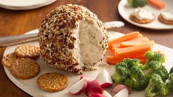 Parmesan Cheese Ball