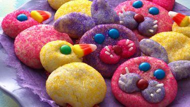 Bunny & Chick Cookies