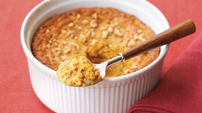 Butternut Squash Spoon Bread
