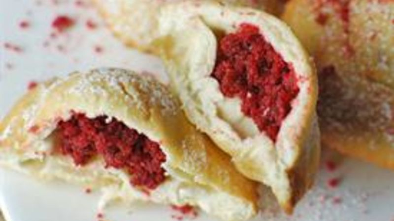 Red Velvet Ravioli