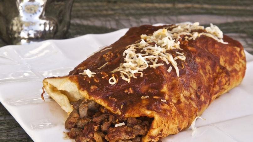 Burrito de Carne Asada