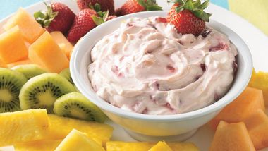 Strawberry-Orange Fruit Dip