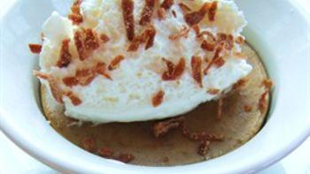 Coconut Pumpkin Custard