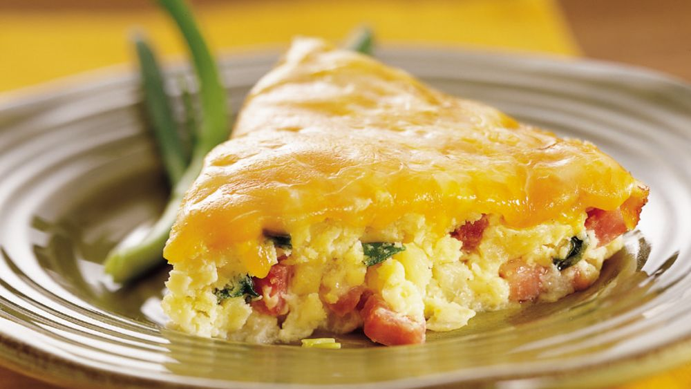 Ham and Pineapple Bake