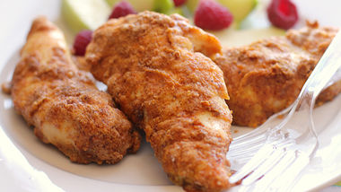 Spicy Chicken Tenders