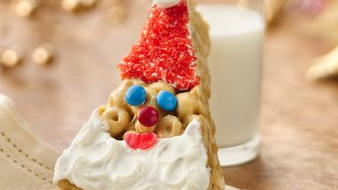 Saint Nick Cereal Cookies