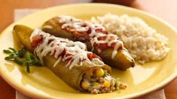 Stuffed Chile Peppers