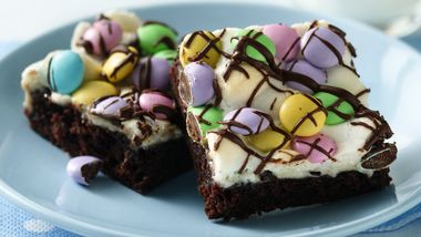 Spring Celebration Brownies