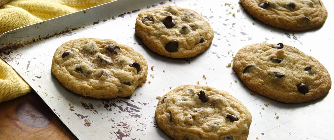 Easy Homemade Chocolate Chip Cookies With Bisquick