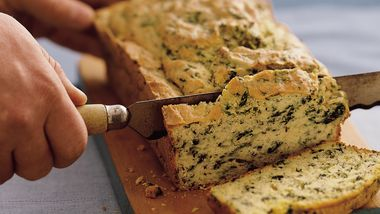 Spinach-Cheese Bread
