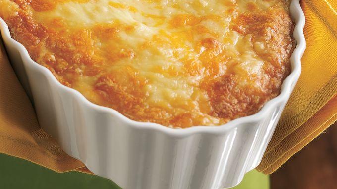 Two-Cheese Potato Gratin