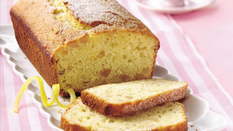 Pan de Cítricos con Macadamia