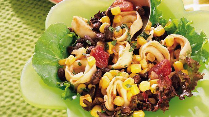 Salsa-Tortellini Salad