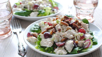 Greek Yogurt Chicken Salad