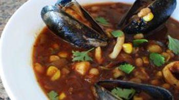Seafood Chili