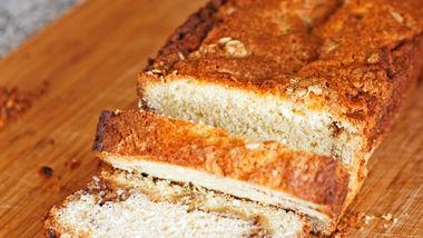 Cinnamon Swirl Coffeecake