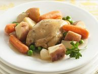 Slow-Cooker Chicken Pot Roast Dinner