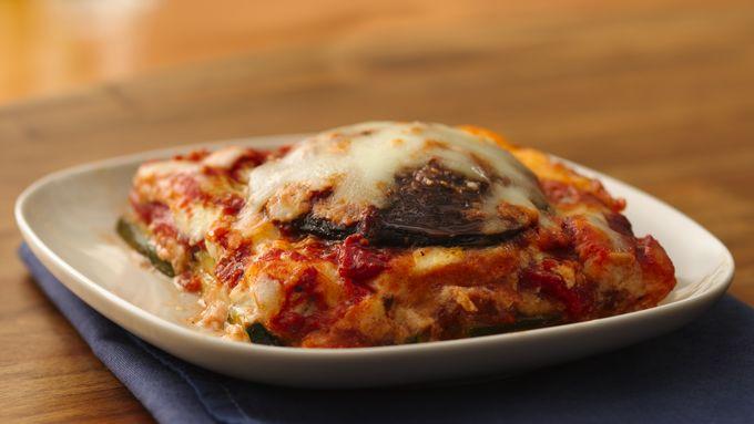 Veggie Lovers' Lasagna