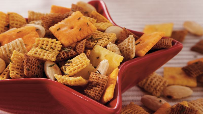 Rosemary Snack Mix