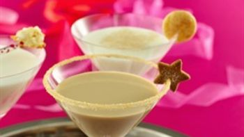 Snickerdoodle Cookie Cocktail