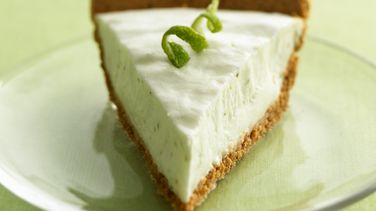 Key Lime Yogurt Pie